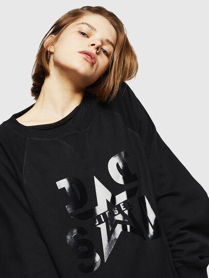 Diesel - F-HENNY-D, Black - Sweaters - Image 4
