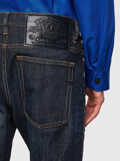 Diesel - D-Amny 069WF, Dark Blue - Jeans - Image 3