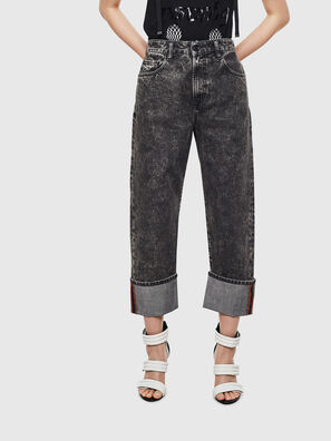 D-Reggy 0099F, Black/Dark grey - Jeans