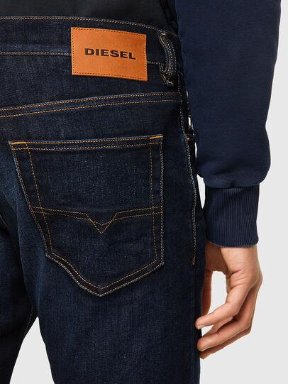 Diesel - D-Luster 009ZS, Dark Blue - Jeans - Image 3