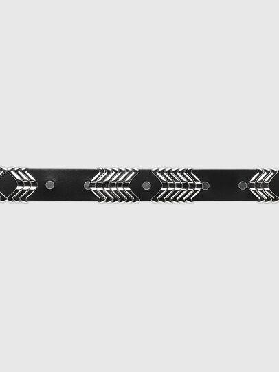 Diesel - B-BURNY, Black - Belts - Image 4