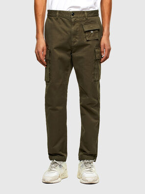 P-COR, Military Green - Pants