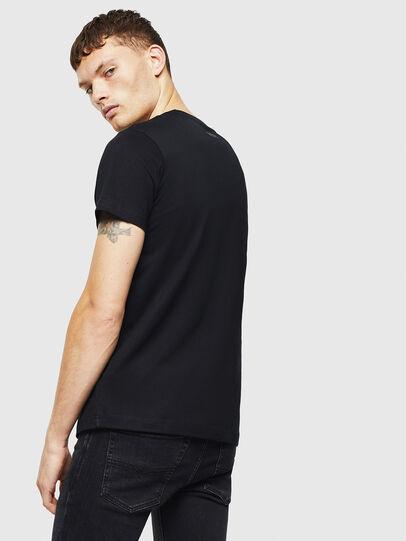 Diesel - T-DIEGO-J1, Black - T-Shirts - Image 2