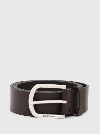 Diesel - B-BALDO, Brown - Belts - Image 1