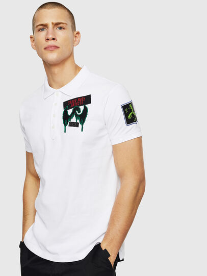 Diesel - T-POLO-PATCHES,  - Polos - Image 1