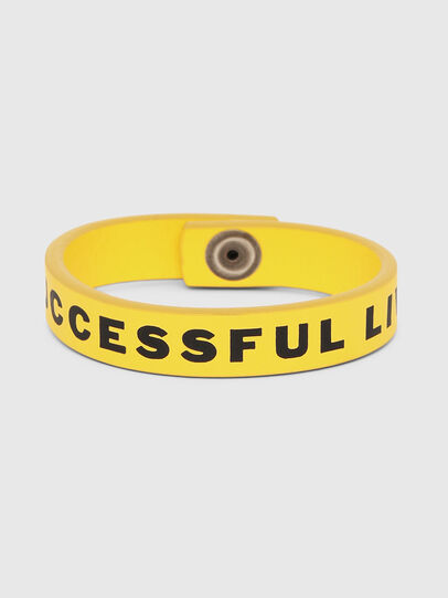 Diesel - A-CONCO, Yellow - Bijoux and Gadgets - Image 1