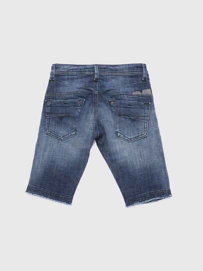 Diesel - DARRON-R-J SH-N, Dark Blue - Shorts - Image 2