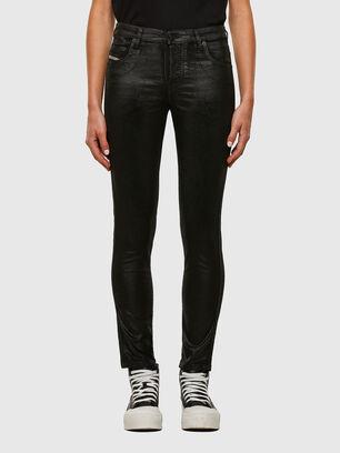 Babhila 069TD, Black/Dark grey - Jeans