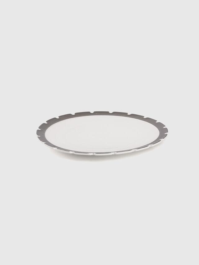 Diesel - 10992SIL MACHINE, White - Plates - Image 2