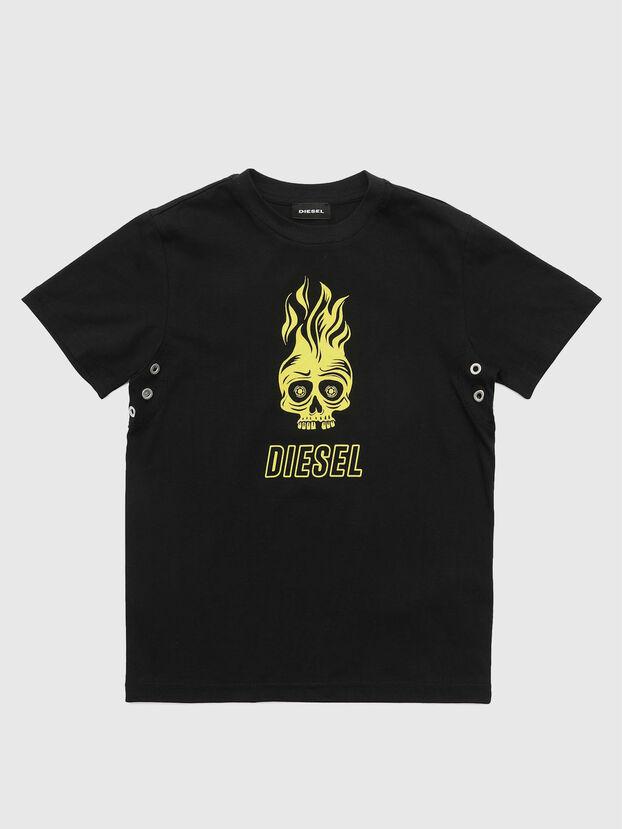 TUSILYWQ, Black - T-shirts and Tops