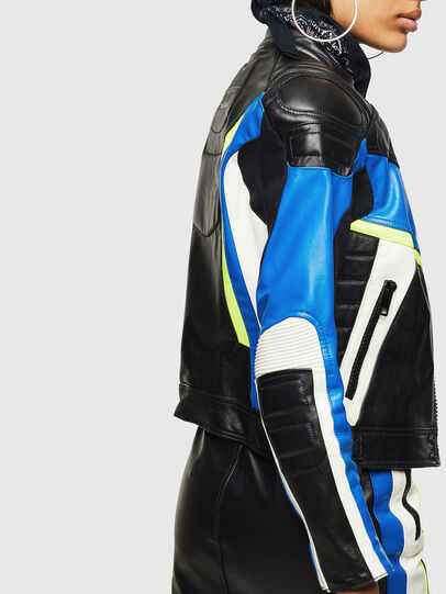 Diesel - ASTARS-LQUATTRO,  - Leather jackets - Image 3
