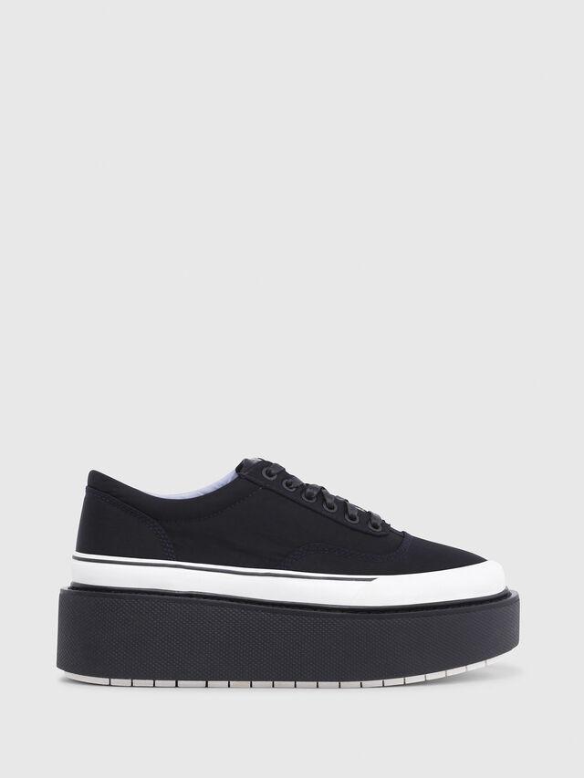 Diesel - H-SCIROCCO LOW, Black - Sneakers - Image 1