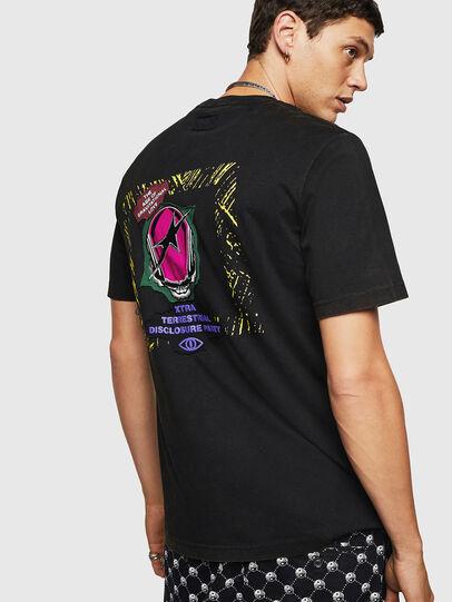 Diesel - T-JUST-B30,  - T-Shirts - Image 3