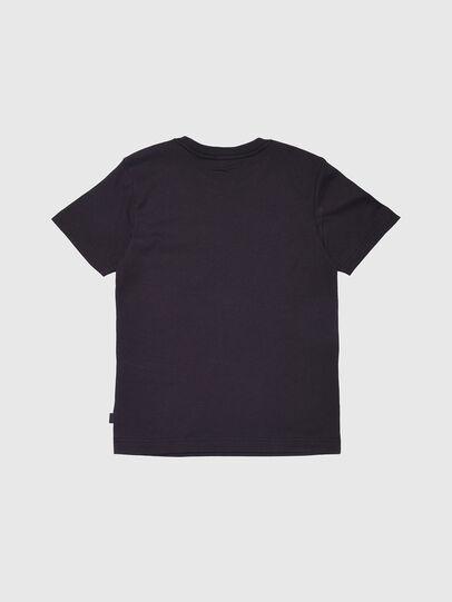 Diesel - TJUSTXH, Black - T-shirts and Tops - Image 2