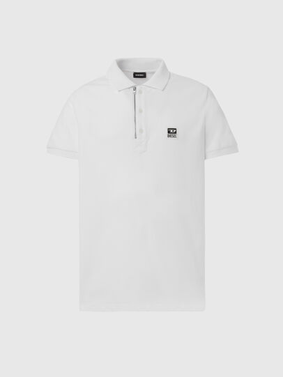 Diesel - T-HARRY, White - Polos - Image 1