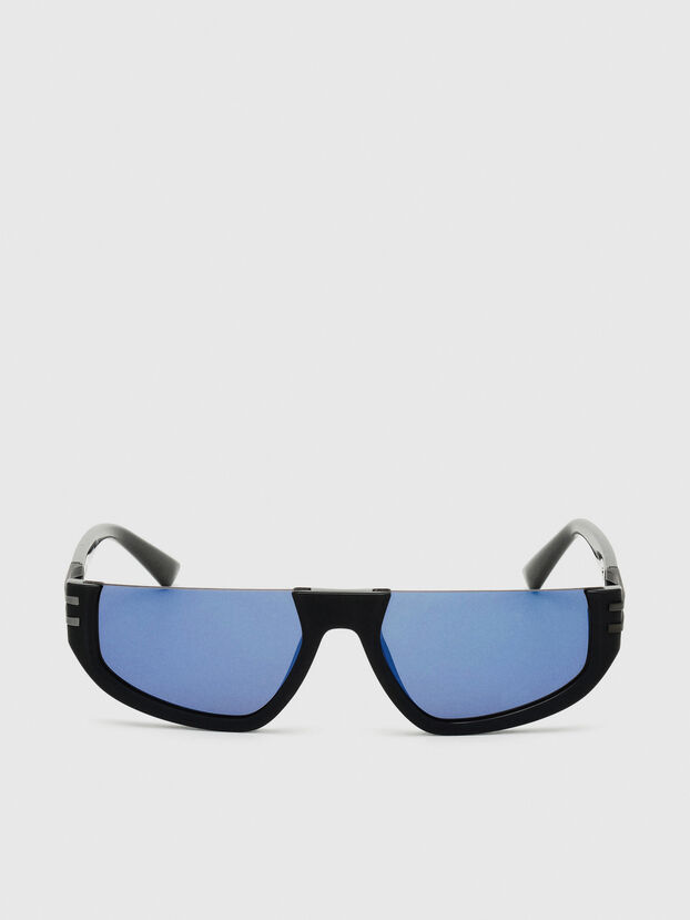 DL0315, Black - Sunglasses