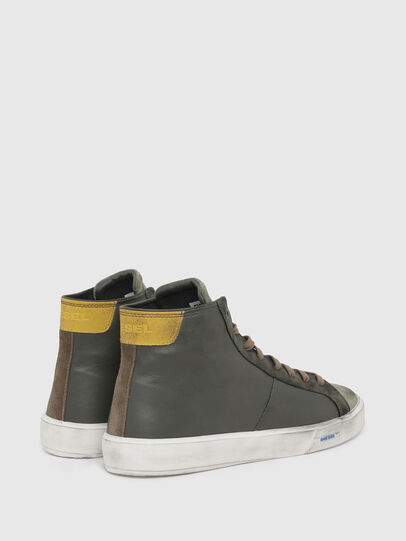 Diesel - S-MYDORI MC, Military Green - Sneakers - Image 3