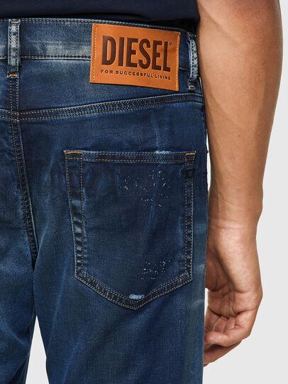 Diesel - D-Strukt JoggJeans® 069WR, Dark Blue - Jeans - Image 3