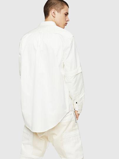 Diesel - S-KOSOV, White - Shirts - Image 2