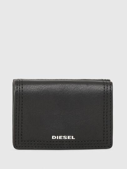 Diesel - LORETTINA, Black - Small Wallets - Image 1