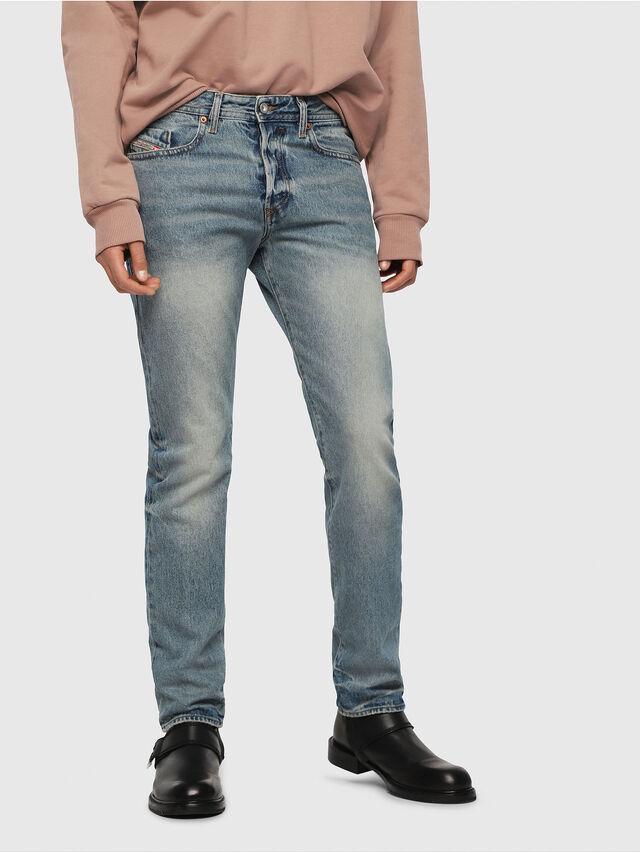 Diesel - Buster 0076I, Light Blue - Jeans - Image 1