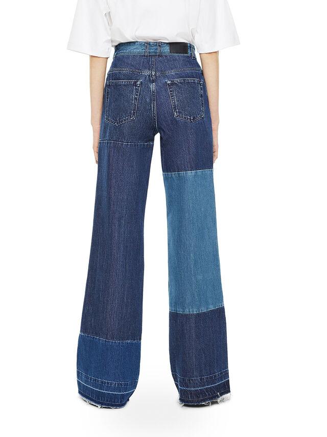 Diesel - TYPE-1903P, Blue - Jeans - Image 2