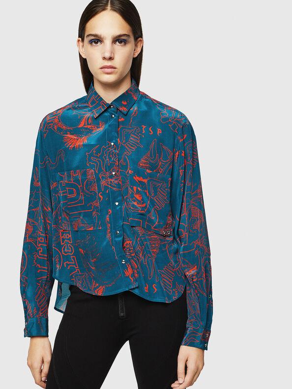 C-SUPER-F,  - Shirts
