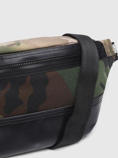 Diesel - ALLAN, Military Green - Belt bags - Image 7