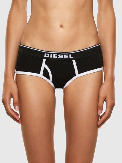 Diesel - UFPN-OXY, Black - Panties - Image 1