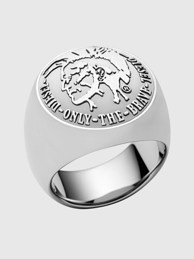 RING DX0693, Silver
