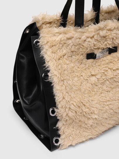 Diesel - TRESI, Beige - Shopping and Shoulder Bags - Image 5