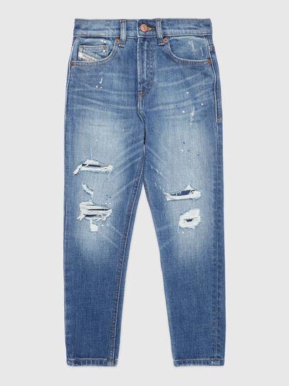 Diesel - D-VIDER-J, Light Blue - Jeans - Image 1