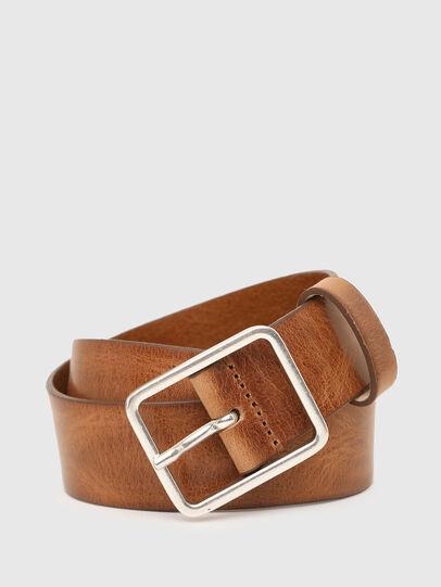 Diesel - B-STRAIGHT, Light Brown - Belts - Image 2