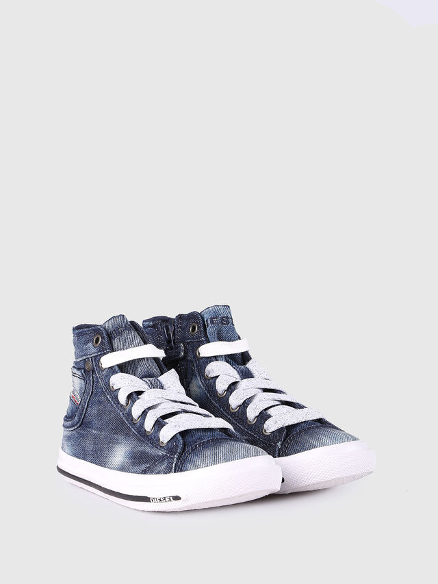 KIDS SN MID 20 EXPOSURE C, Blue Jeans - Footwear - Image 2
