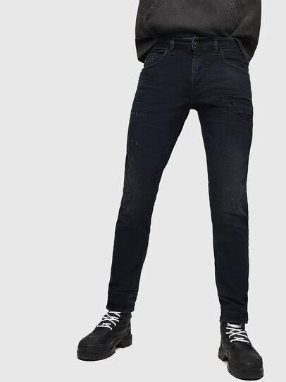 Diesel - Thommer 069GM, Black/Dark grey - Jeans - Image 1
