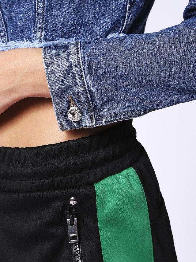 DE-VIVIEN, Blue jeans