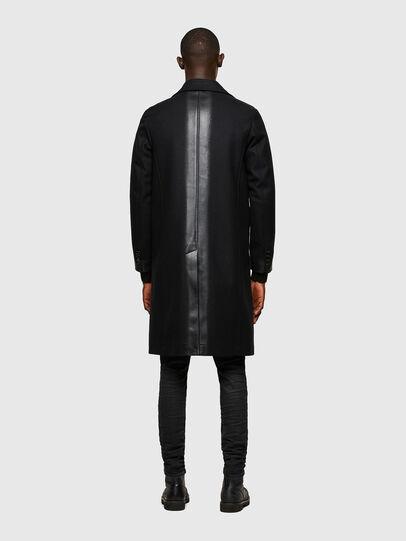 Diesel - W-COLBAX, Black - Winter Jackets - Image 2