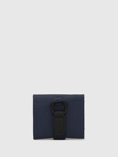 Diesel - YOSHINO LOOP, Dark Blue - Small Wallets - Image 3