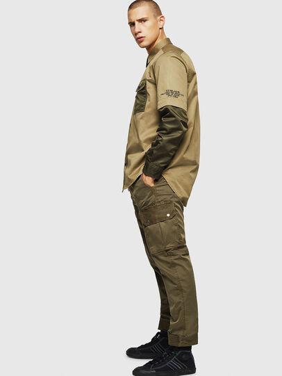 Diesel - P-PHANTOSKY, Military Green - Pants - Image 5