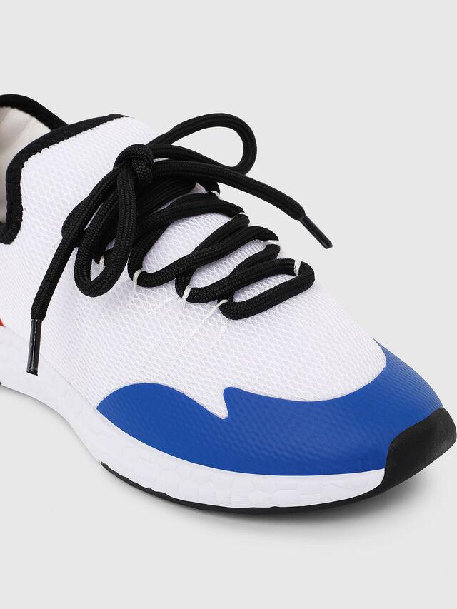Diesel - SN LOW 10 S-K CH, White - Footwear - Image 4