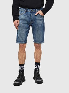 THOSHORT, Medium blue - Shorts