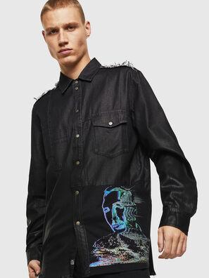 D-FILLY,  - Denim Shirts