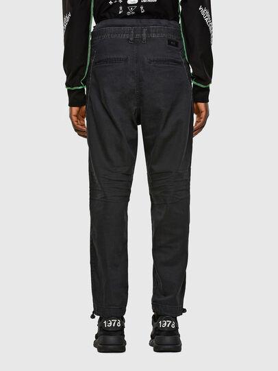 Diesel - D-Skint JoggJeans® 069PC, Black/Dark grey - Jeans - Image 2