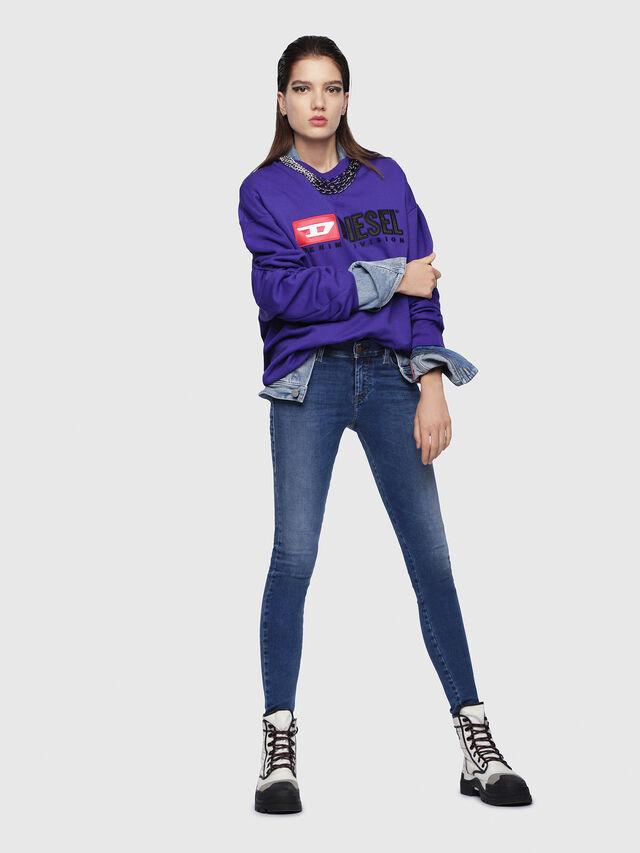 SLANDY 084NM, Blue jeans