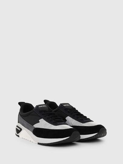Diesel - S-KB LOW LACE II, Black - Sneakers - Image 2