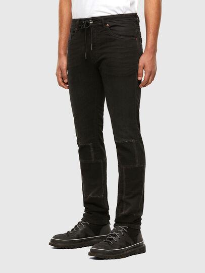 Diesel - Thommer JoggJeans® 009IC, Black/Dark grey - Jeans - Image 6