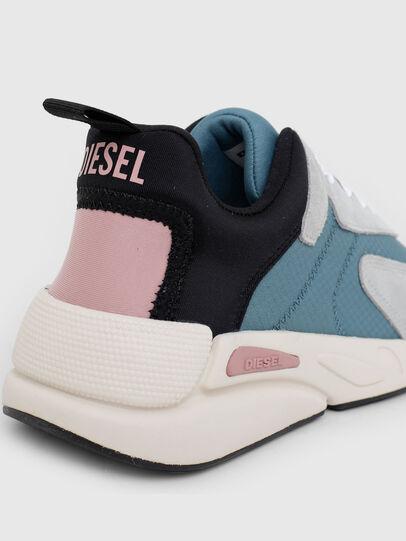 Diesel - S-SERENDIPITY LOW CU, Grey/Blue - Sneakers - Image 5