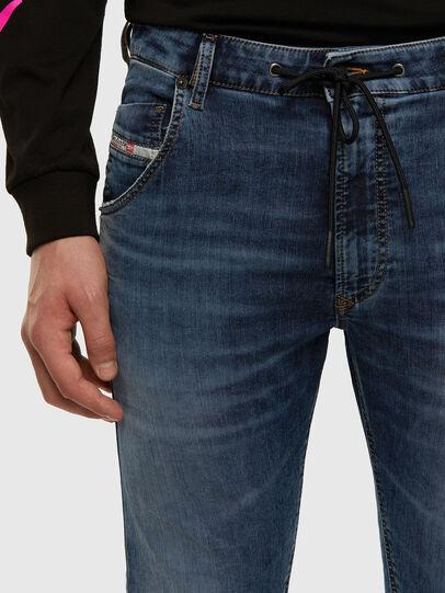 Diesel - KROOLEY JoggJeans® 069NL, Medium blue - Jeans - Image 3