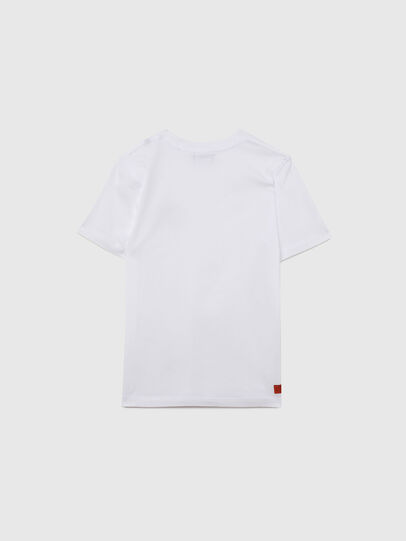 Diesel - UMLT-TDIEGOS, White - T-shirts and Tops - Image 2