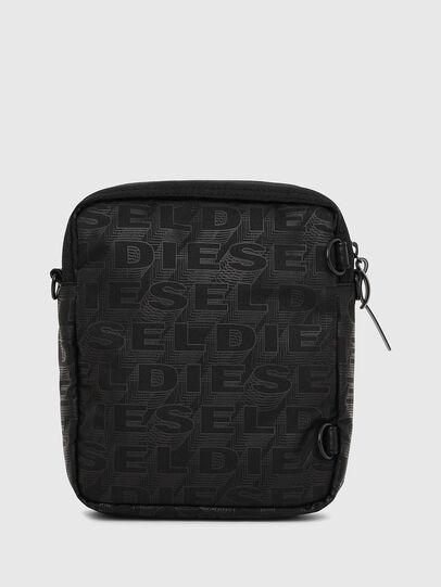 Diesel - ODERZO, Black - Crossbody Bags - Image 2